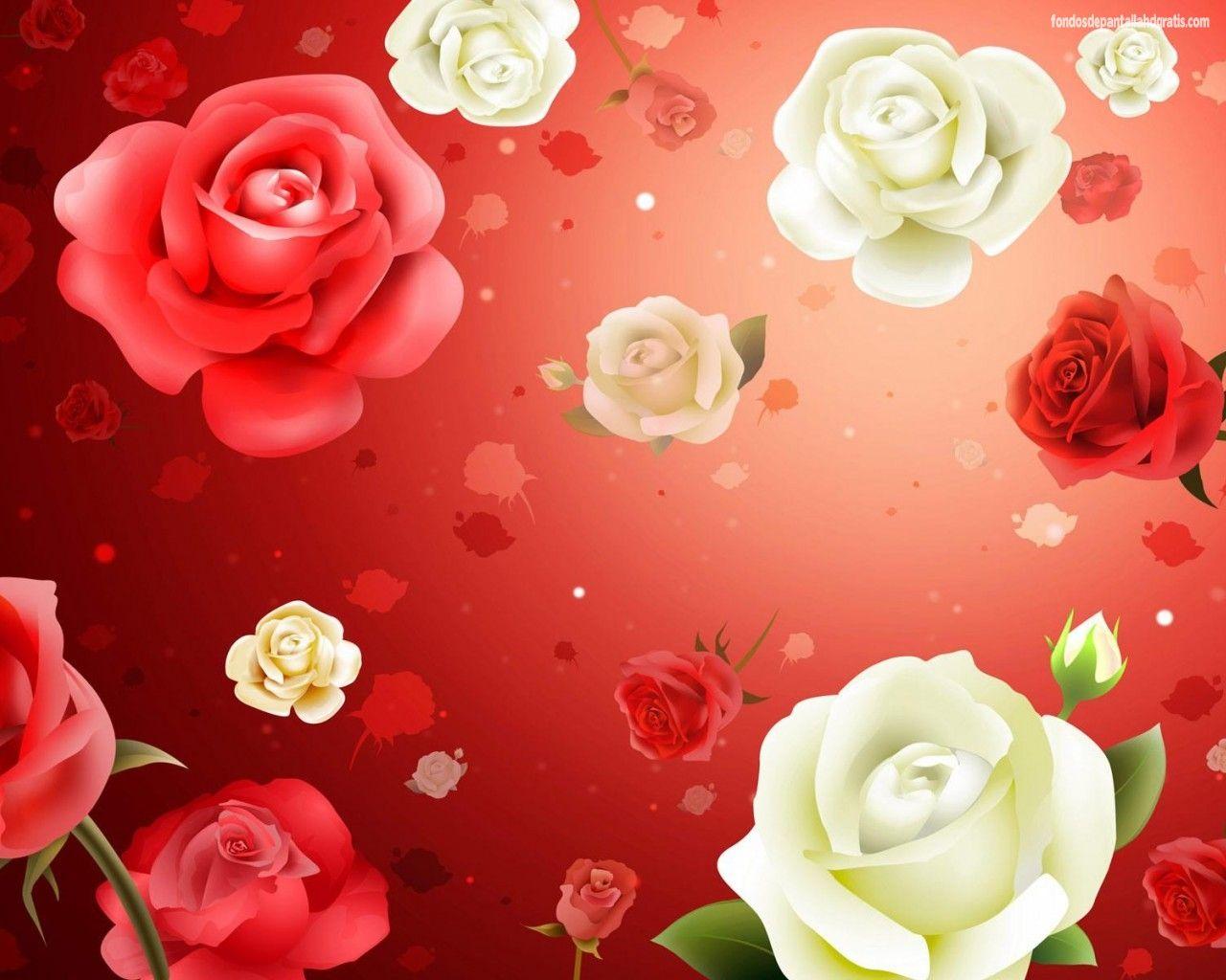 Imagenes De Fondo Flores Para Pantalla Hd 2: Fondos De Flores Gratis Para Protector De Pantalla 12 HD
