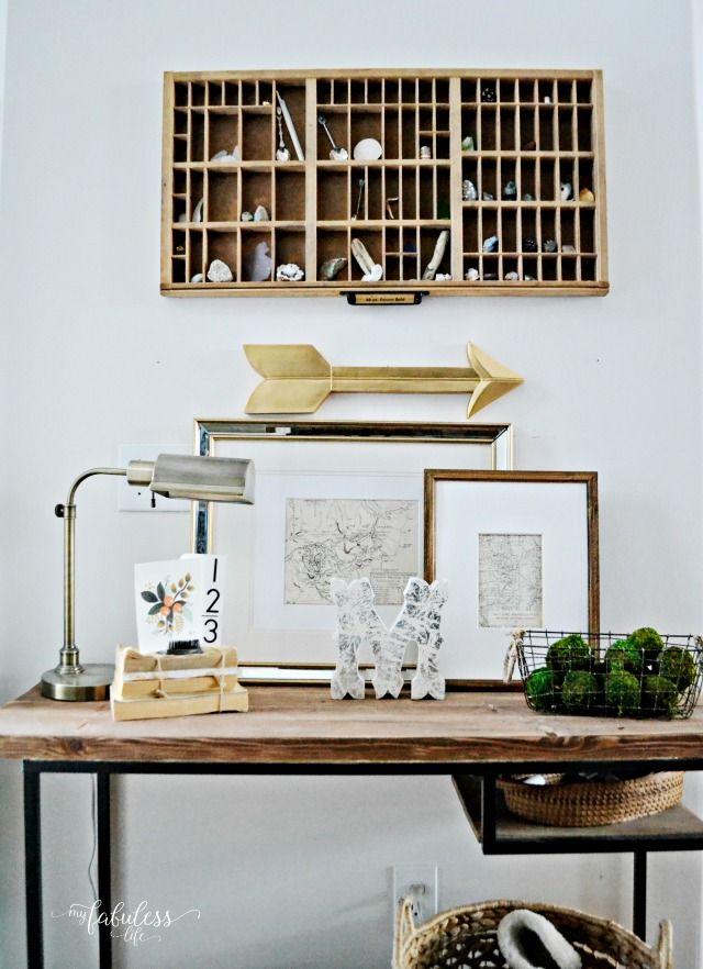 Ikea Vittsjo Hack A Farmhouse Entryway Table