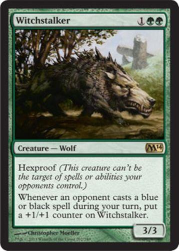 MtG Magic the Gathering Wolf Deck