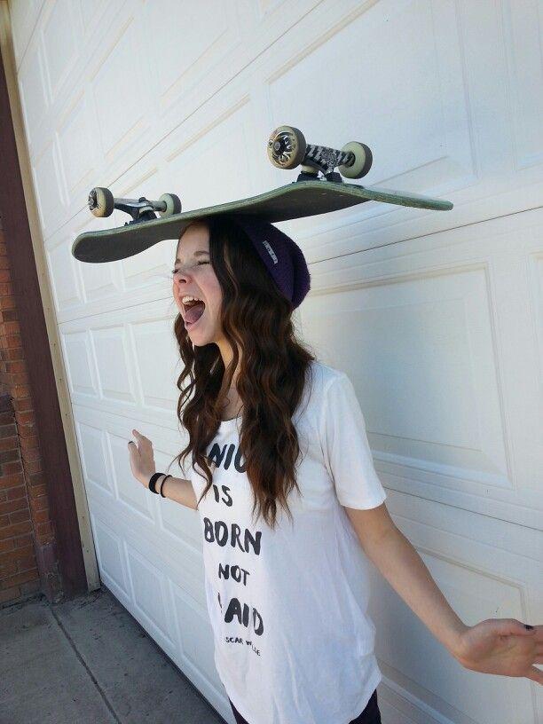 Bmx Girl Wallpaper Annaliashko Skate Girl Pinterest Chicas En