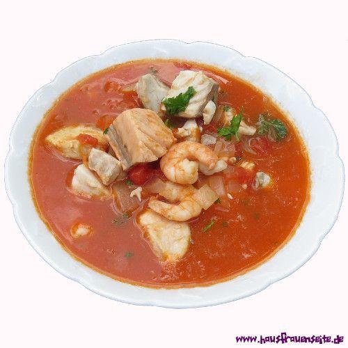 Tomaten-Fischsuppe - Rezept  diese edle Tomaten-Fischsuppe ist eine köstliche Fischsuppe mit Gelinggarantie laktosefrei glutenfrei