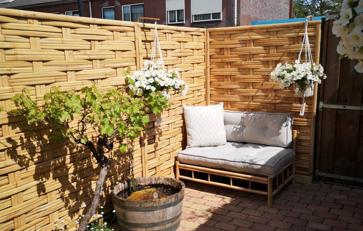 Bamboo import europe in 2020 bamboo panels bamboo fence
