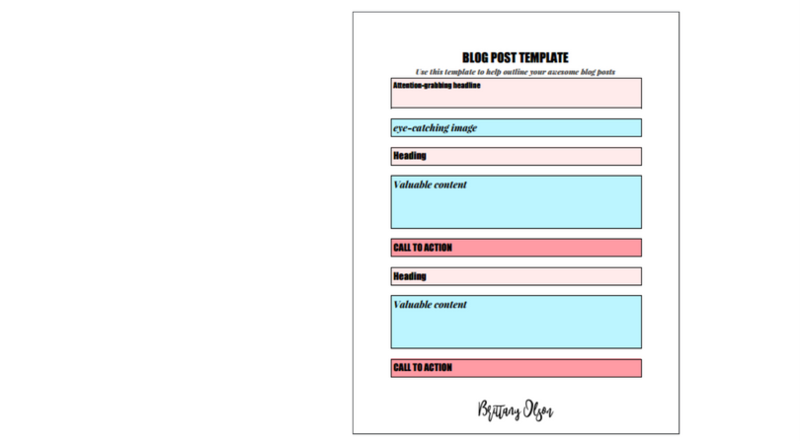 Anatomy of a blog post elements every blog post should have blogging templates maxwellsz