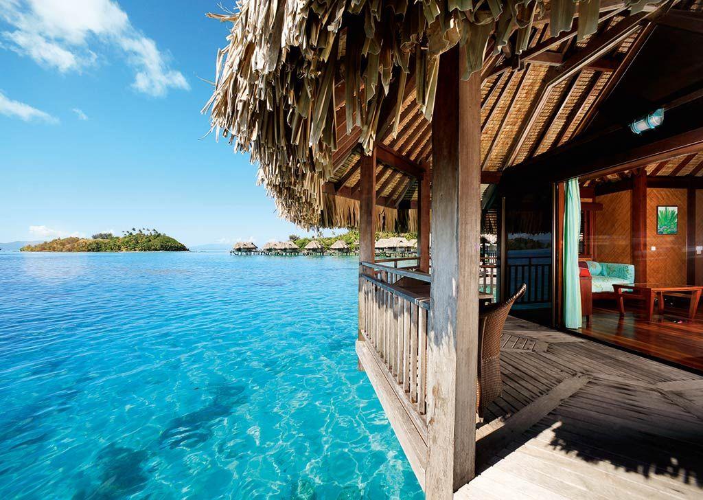 Hotel Sofitel Bora Bora Private Island - Luxury hotel NUNUE - Official Web Site