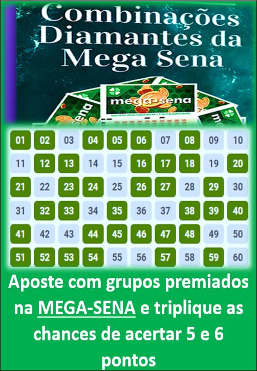 Jogar Na Mega Sena Combinacoes Diamantes Mega Sena Numeros Da Mega Sena Sena