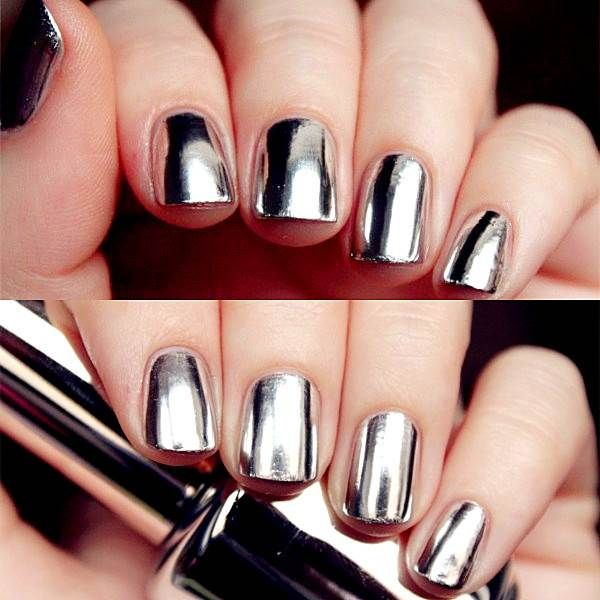 See why mirror nail polish is the internet\'s new obsession | Mirror ...