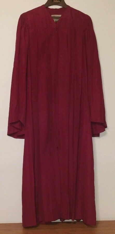 Vtg Cokesbury By Collegiate Cap & Gown Co Clergy Minister Pastor ...