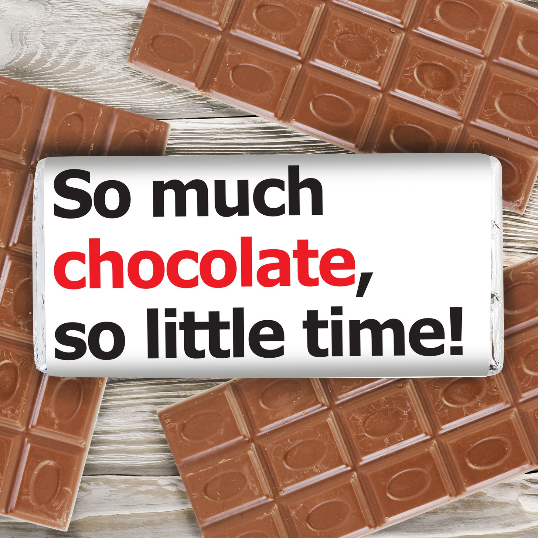 So Much Chocolate Slogan Chocolate Bar | Slogans | Pinterest