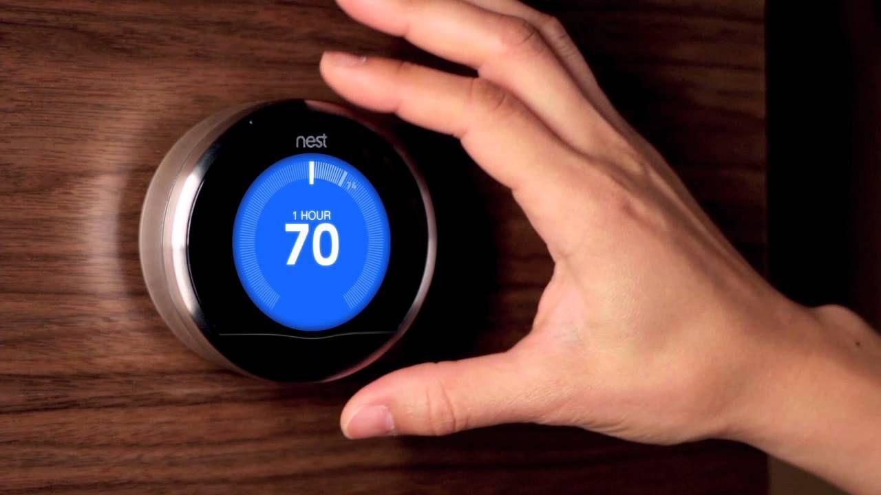 Smart Home Technology Nest Thermostat Nest Smart Thermostat Home Technology