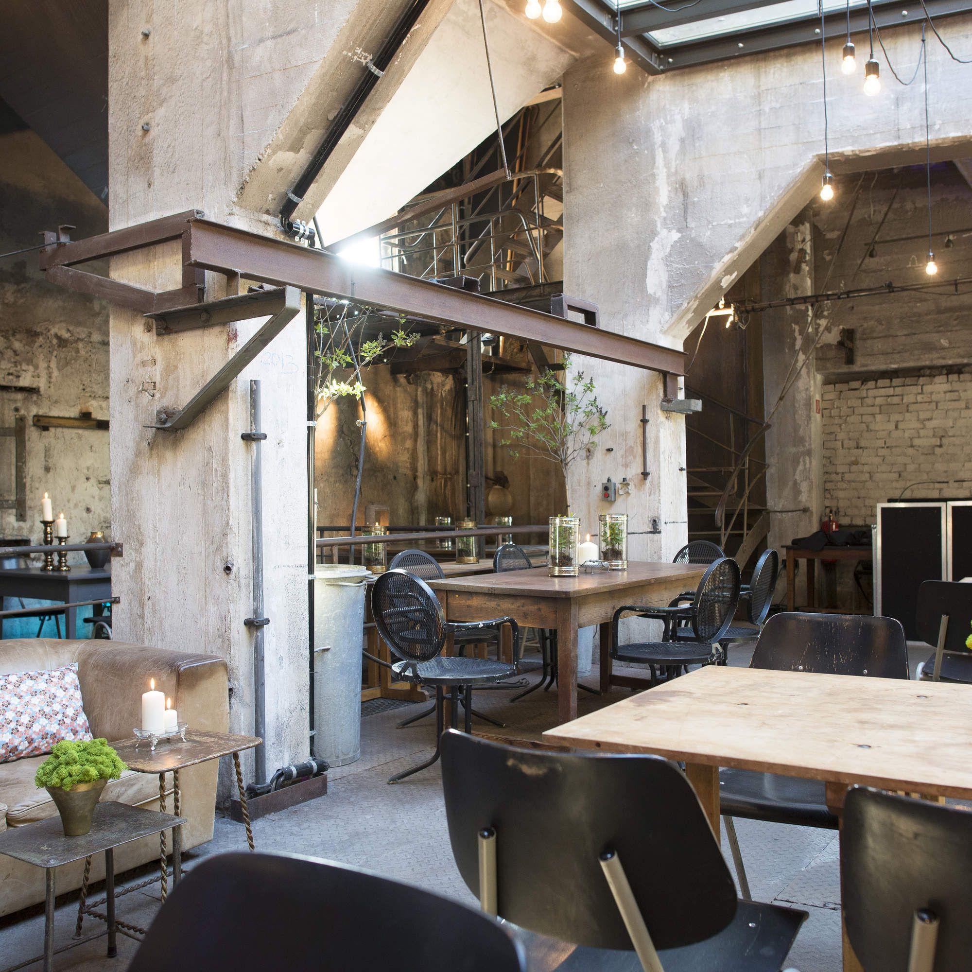 The 6 Best New Restaurants In Berlin Cafe Design Restaurant Restaurant Design
