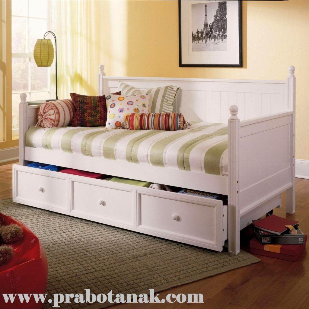 Sofa Bed Minimalis Murah Sorong White Daybed With Trundle Daybed With Trundle Bed Styling