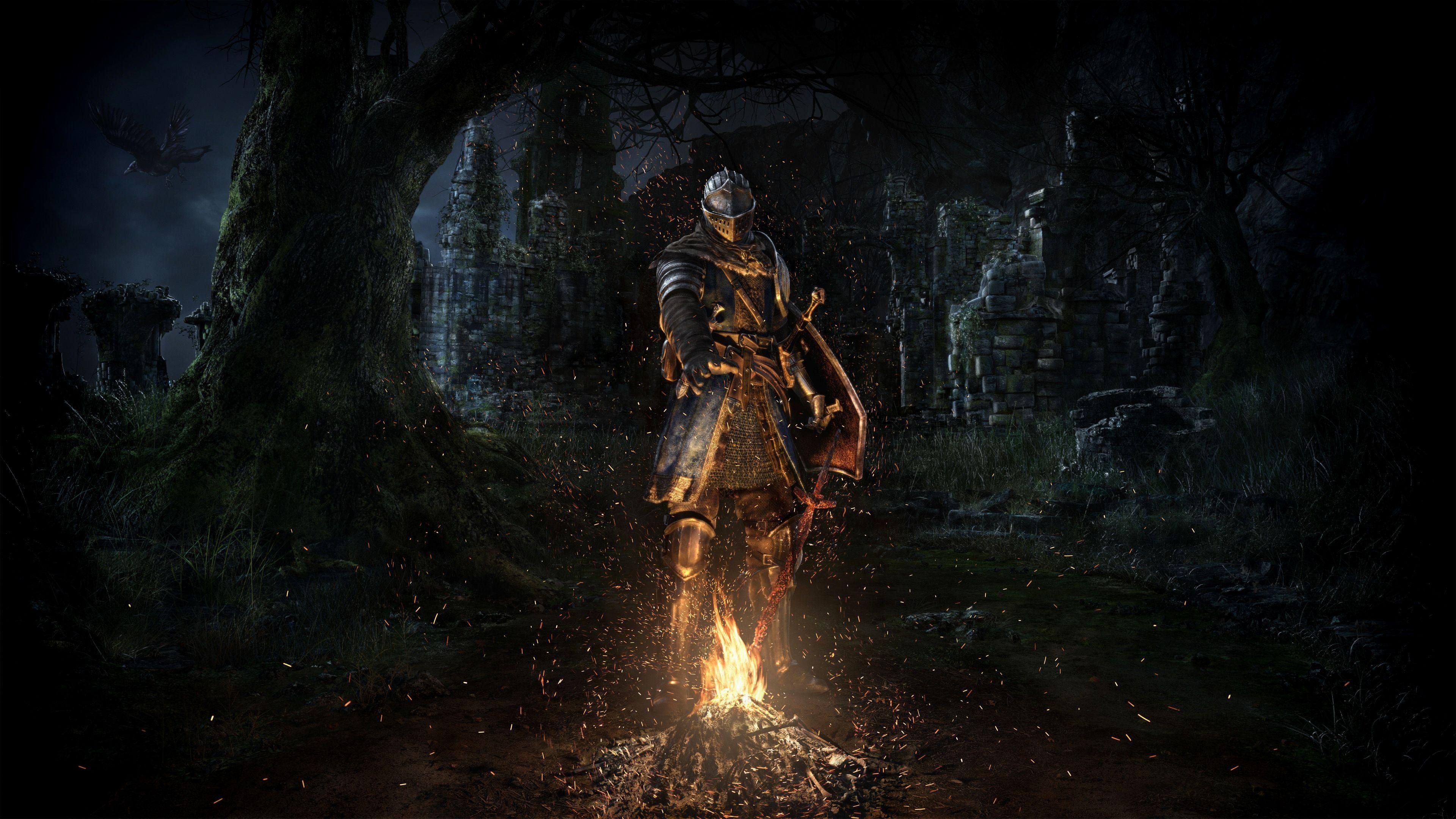 Dark Warrior 4k Wallpaper Gallery In 2020 Dark Souls Dark Wallpaper Hd Wallpapers 1080p