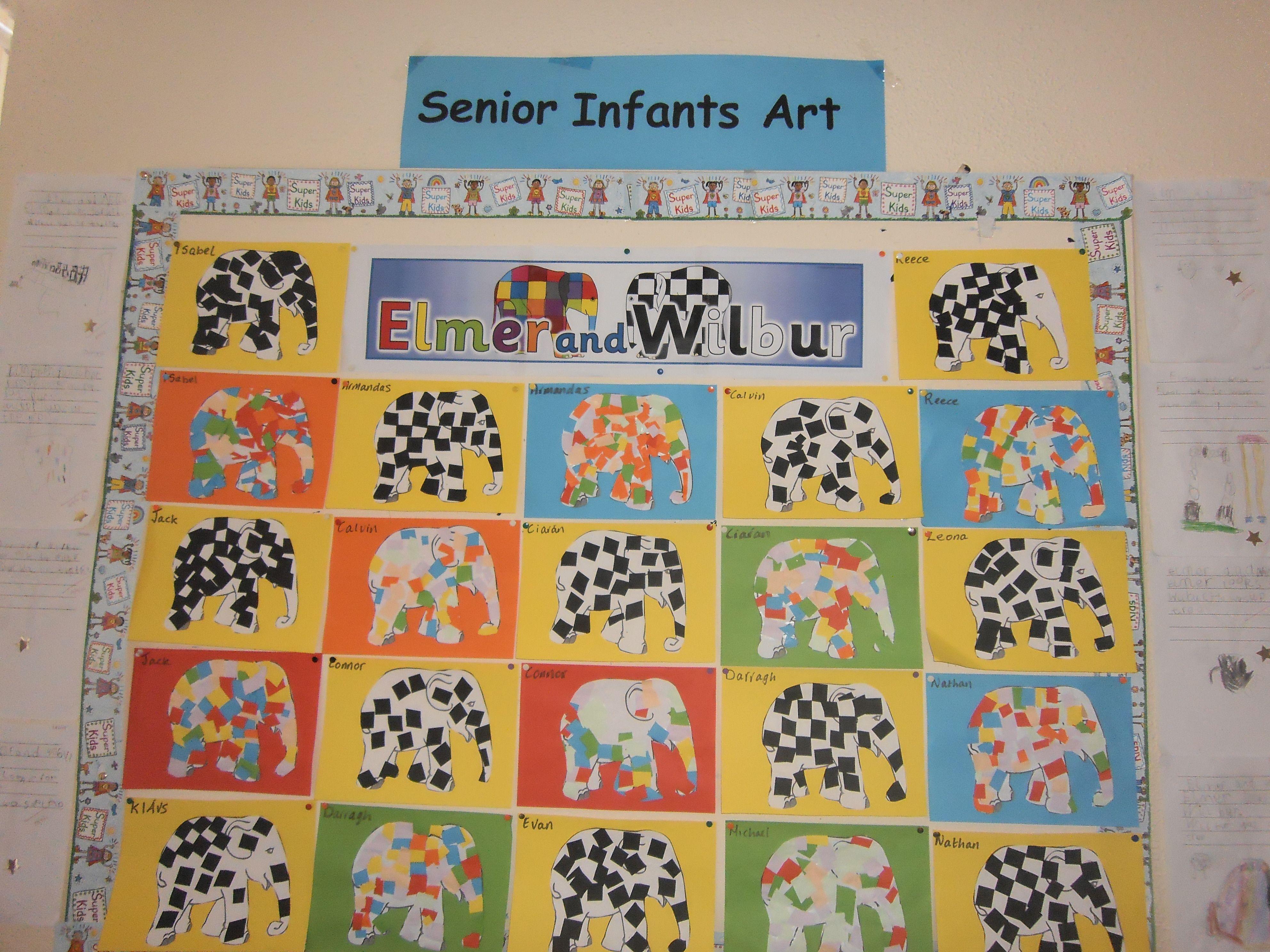 Senior Infants Art Google Search Baby Art Infant