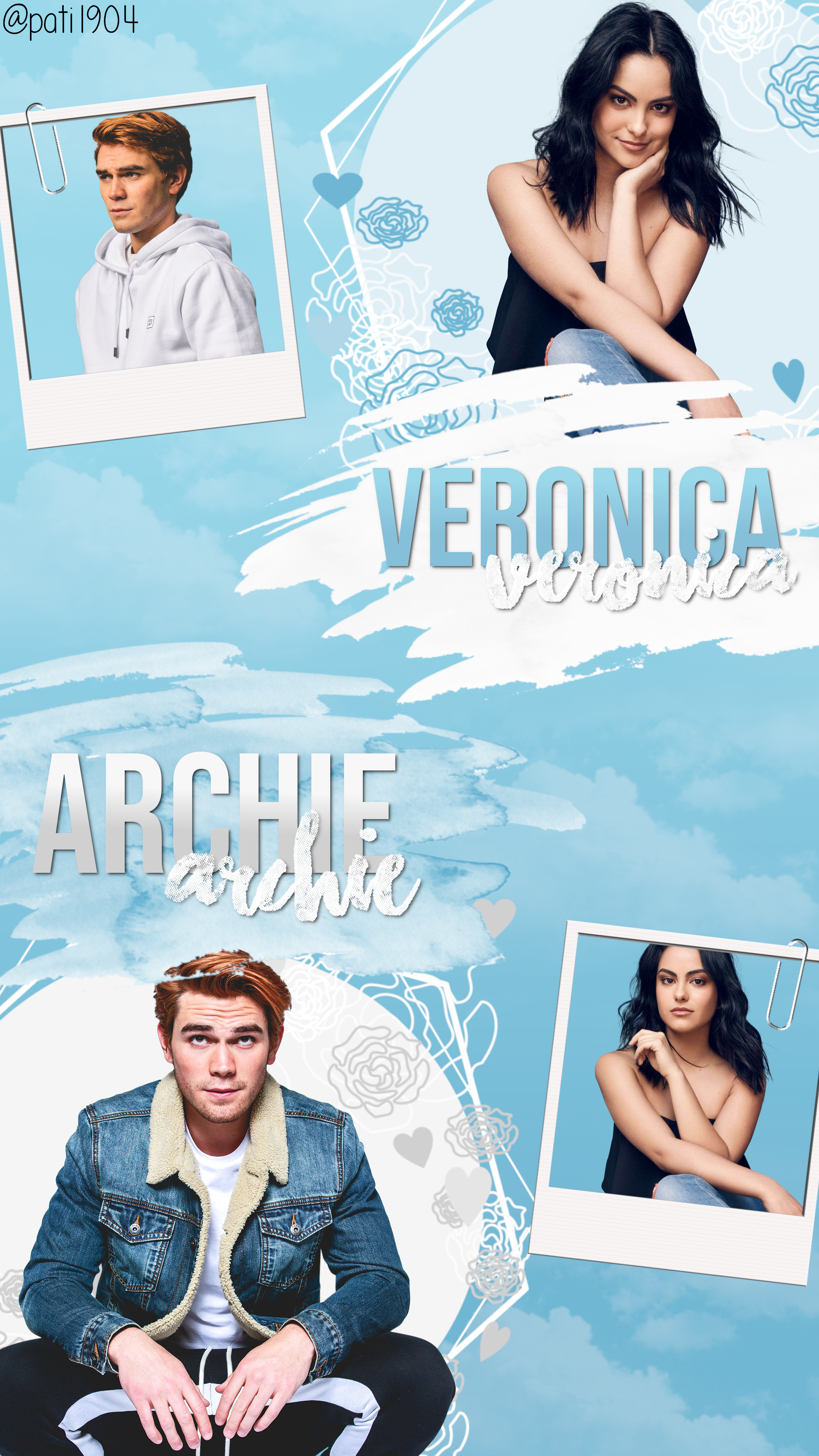 Wallpaper Veronica And Archie Wallpaper Veronica Archie Riverdale Varchie Riverdale Veronica Riverdale Archie Riverdale Aesthetic