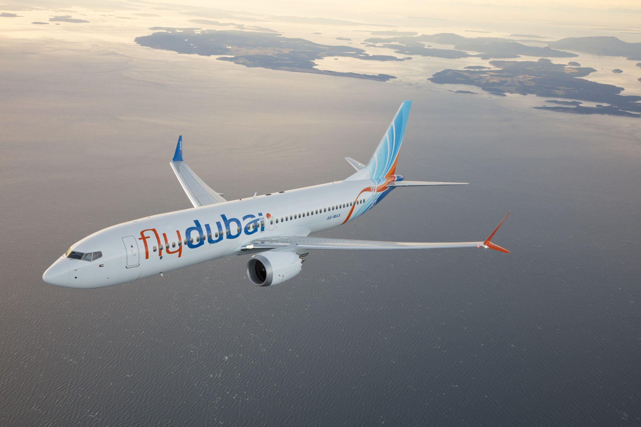 حجز طيران دبي إلى عمان Dubai Travel Boeing Boeing 737