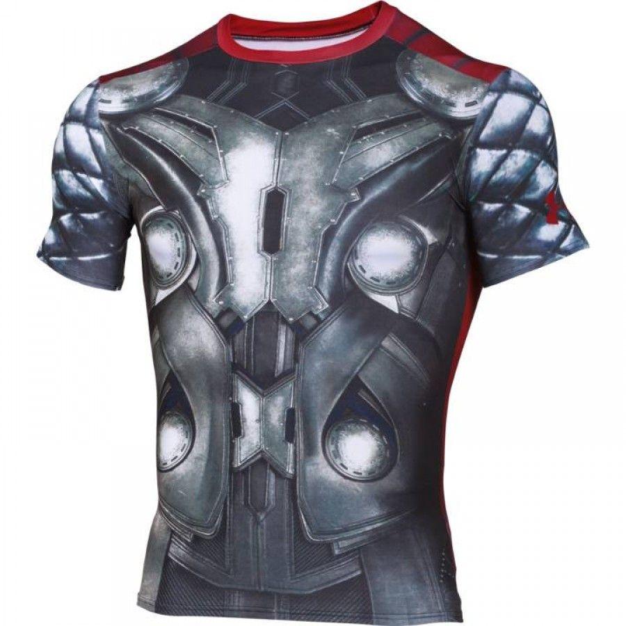 a075b1990c Pánské kompresní tričko Under Armour Alter Ego Thor