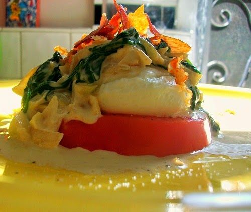 Eggs Florentine Recipe | Weight Watchers Recipes