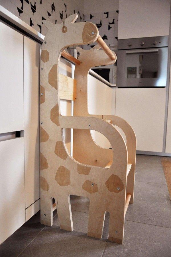 Learning Tower Giraffa Kinder Mobel Baby Mobel Kinder Zimmer