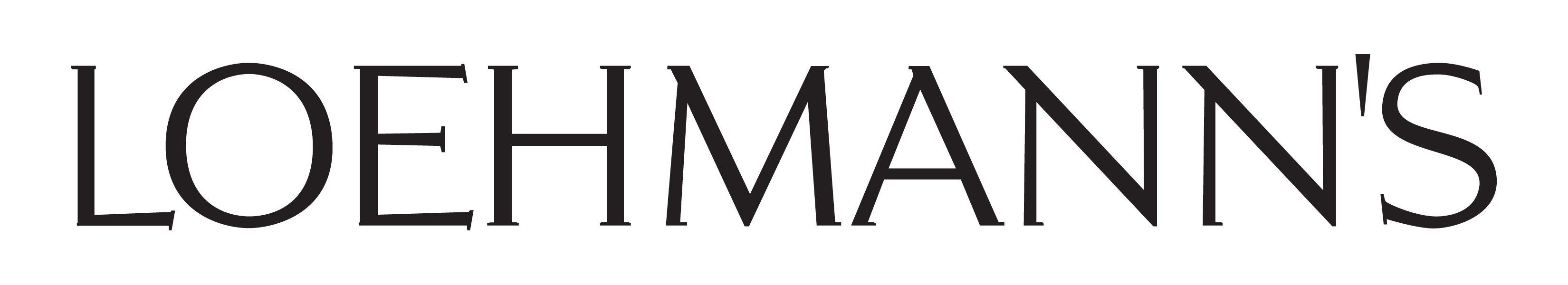 Loehmann S Logo Tech Company Logos Company Logo Logo
