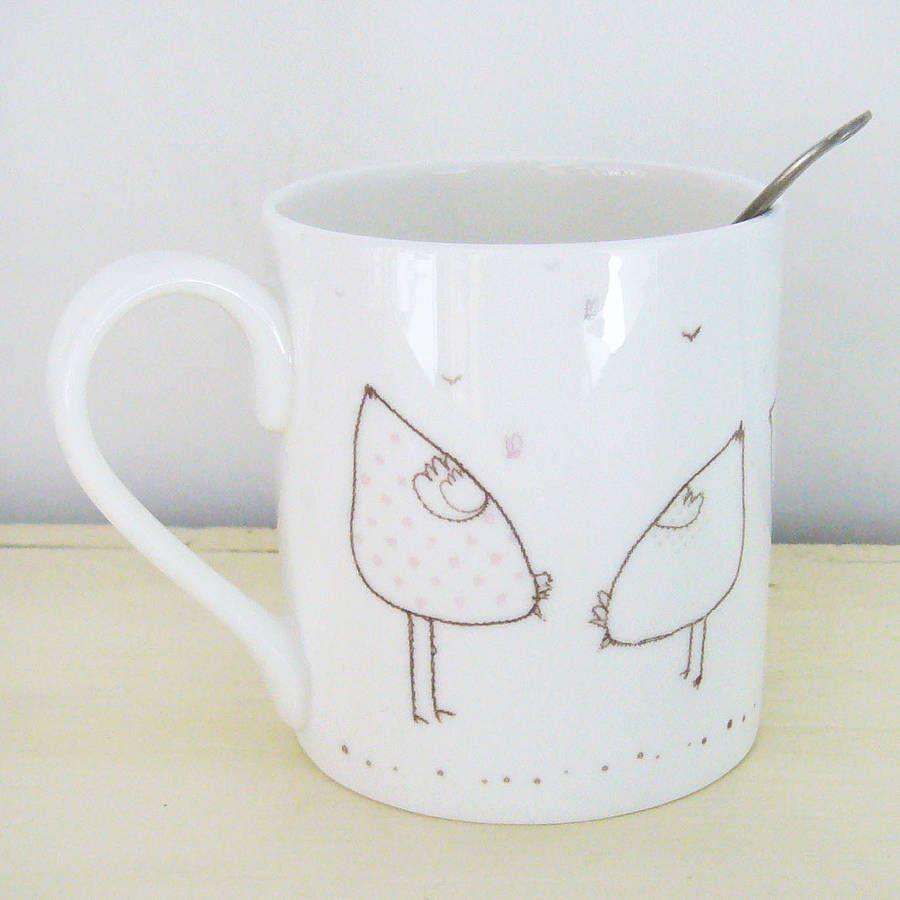 Small Chickens Mug