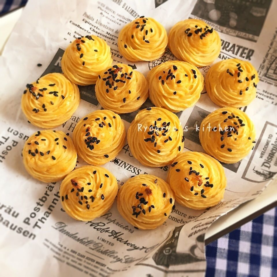 レシピあり!*ハチミツスイートポテト* | りょうりょさんのお料理 ペコリ by Ameba - 手作り料理写真と簡単レシピでつながるコミュニティ -