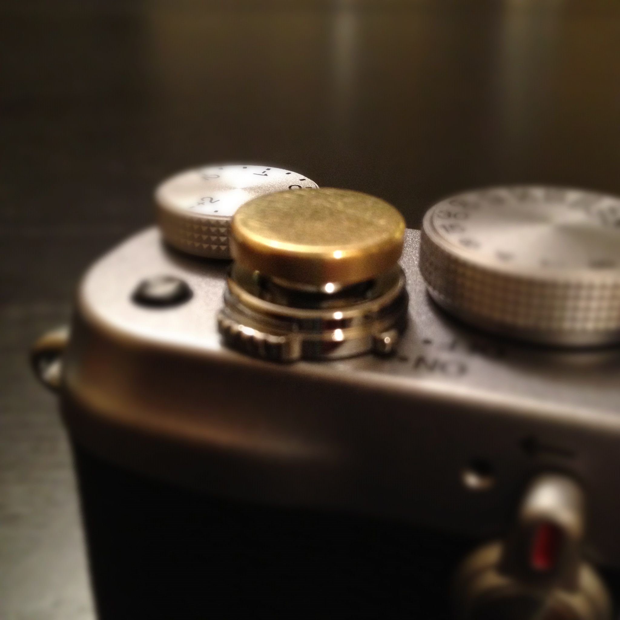 Fujifilm X100 Brass Shutter Button Shit I Like Pinterest