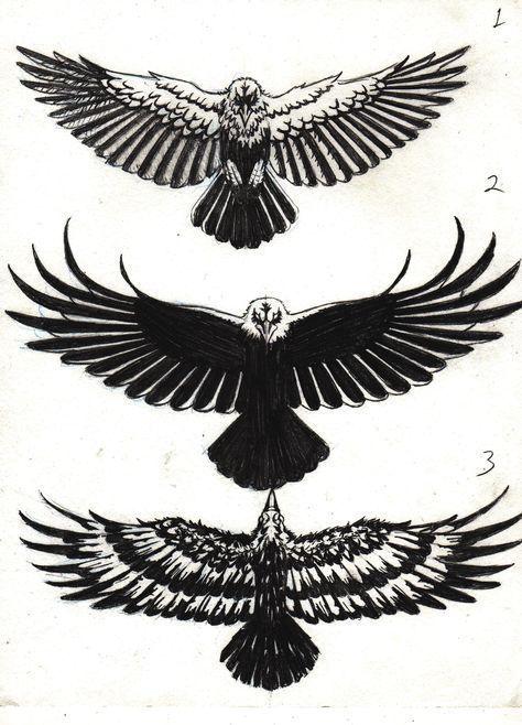 Resultado de imagen para diBUJO AGUILA SOBREVOLANDO | Tattoo pain ...