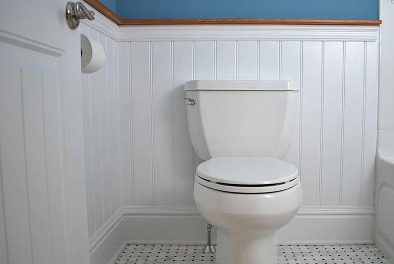 Bathrooms With Beadboard Wainscoting