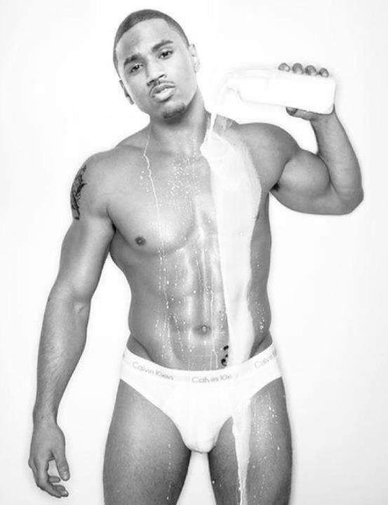 Are trey songz naked leaked photos criticism
