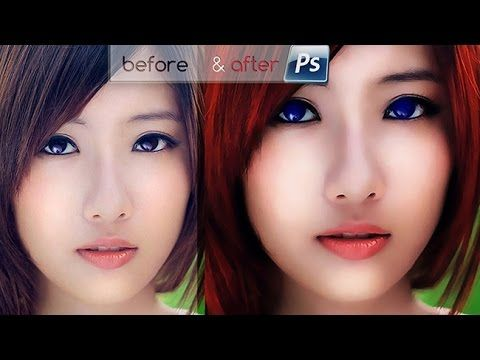 Edit Foto Model Karakter Games Warna 3d Ps Photoshop Pengeditan Foto Warna