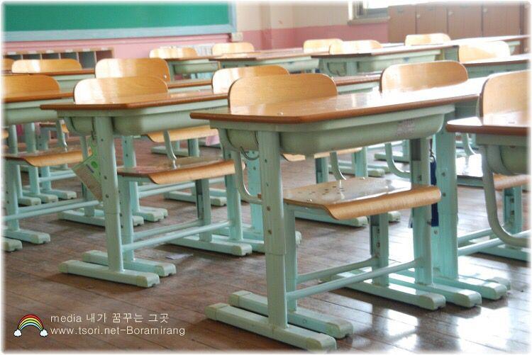 교실 내부
