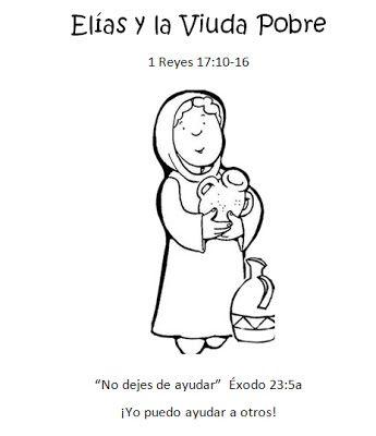 Materiales de Iglesia: ELÍAS | dibujos biblicos | Pinterest