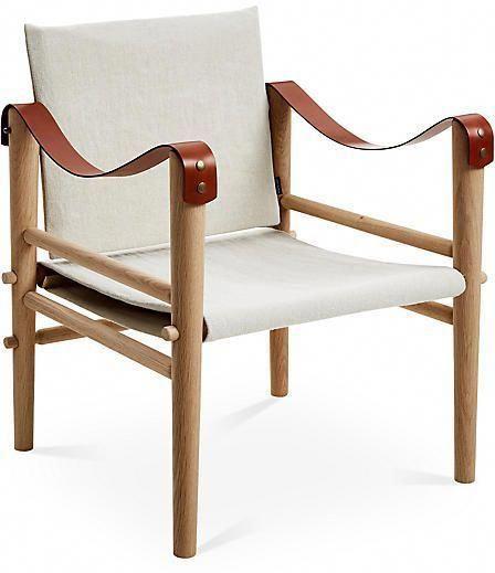 Toulouse Accent Chair - Beige Linen - Temps Libre
