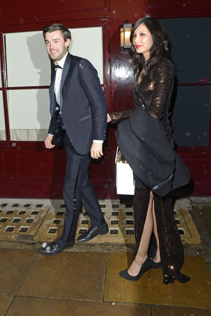 Jack Whitehall And Gemma Chan Photos Photos Celebs At The