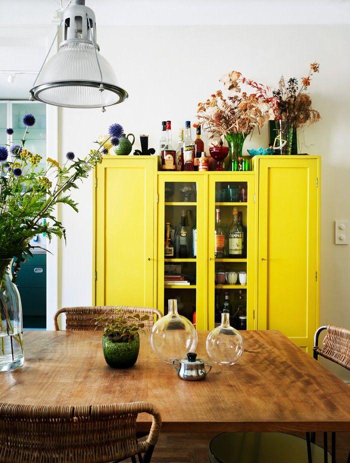 Schlafzimmer Schränke in gelb anstreichen? Home Sweet Home - schränke für schlafzimmer
