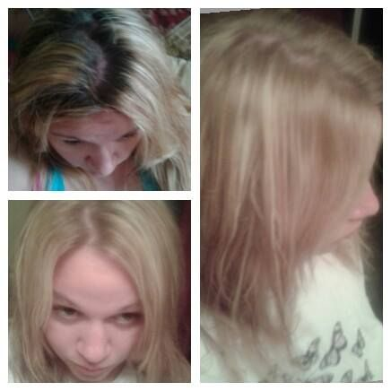 Lightening Blonde Hair With Hydrogen Peroxide With Images
