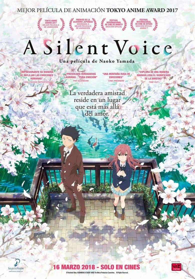 DOWNLOAD A Silent Voice FULL MOVIE HD1080p Sub English