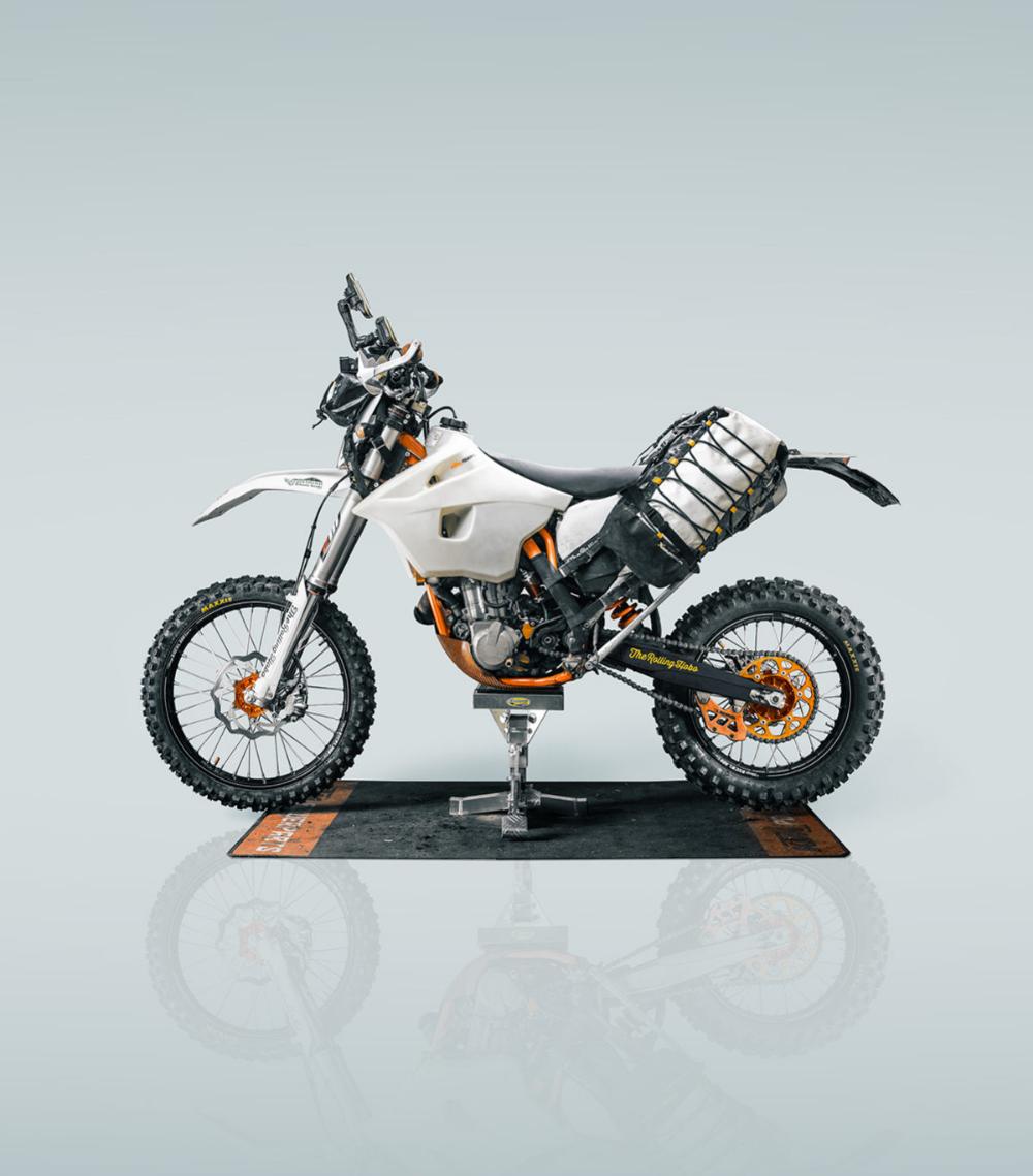 500EXCvert12001 Adventure bike, Adventure bike