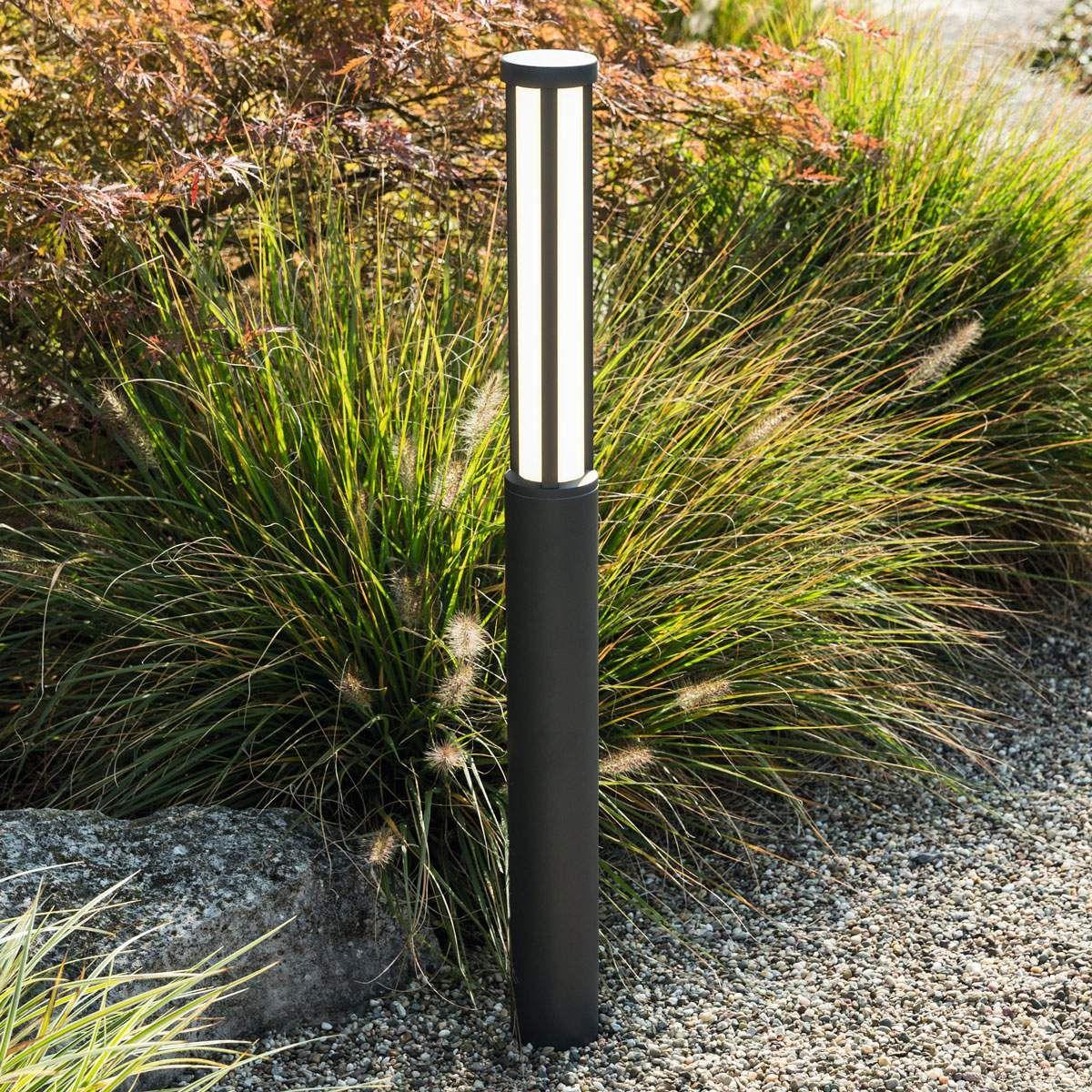 Pin Von Aussenleuchten De Auf Garten Led Licht Im Garten Anthrazit