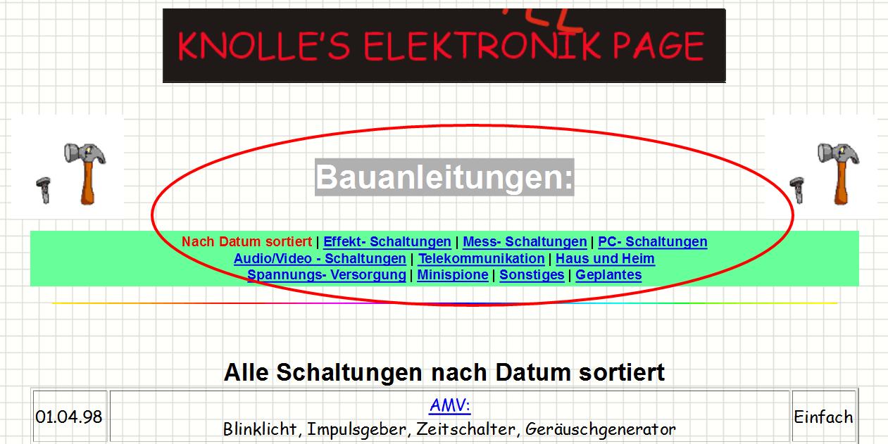 Erfreut Schaltungen Einfach Galerie - Der Schaltplan - triangre.info