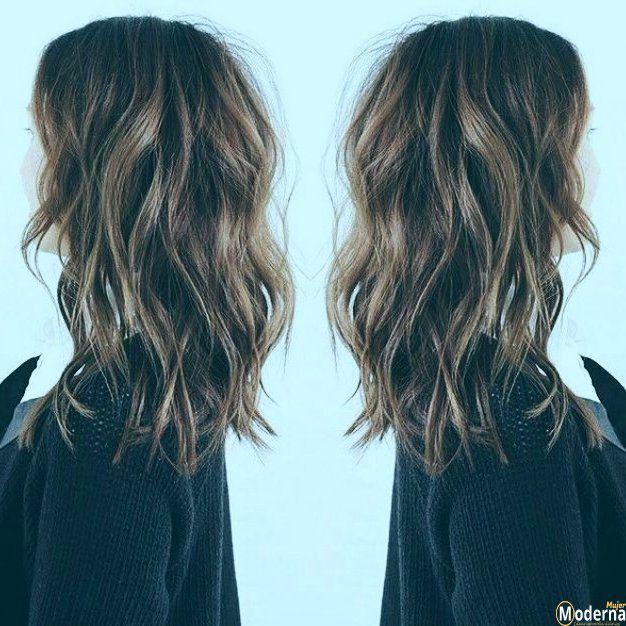 Photo of 20 peinados elegantes en capas con flequillo