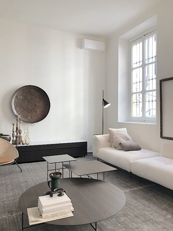 Minimalistic living room home nutrition stripped nutritionstripped also rh pinterest