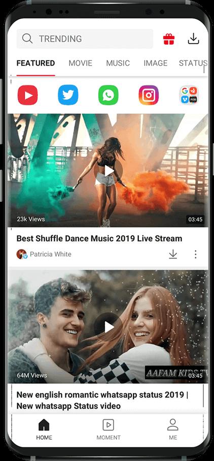 Pin on Video downloader app