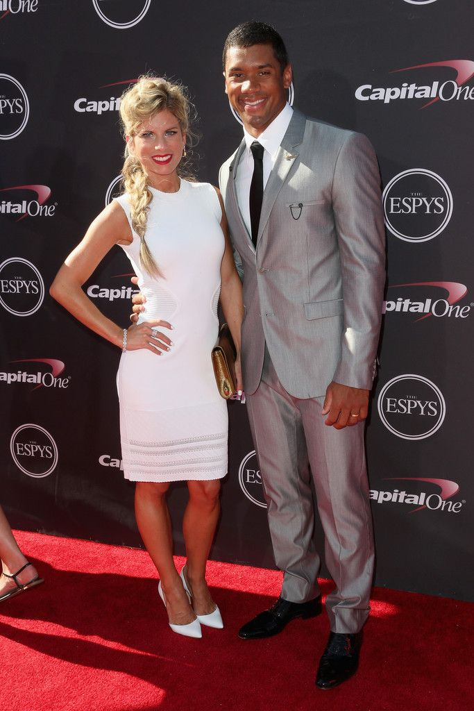cda0f3016 russell wilson wife | Russell Wilson and Wife at the ESPY's | Terez Owens