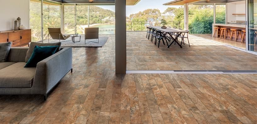 Phoenix Sun Slate Look Tile Happy Floors Phoenix Tile By Happy