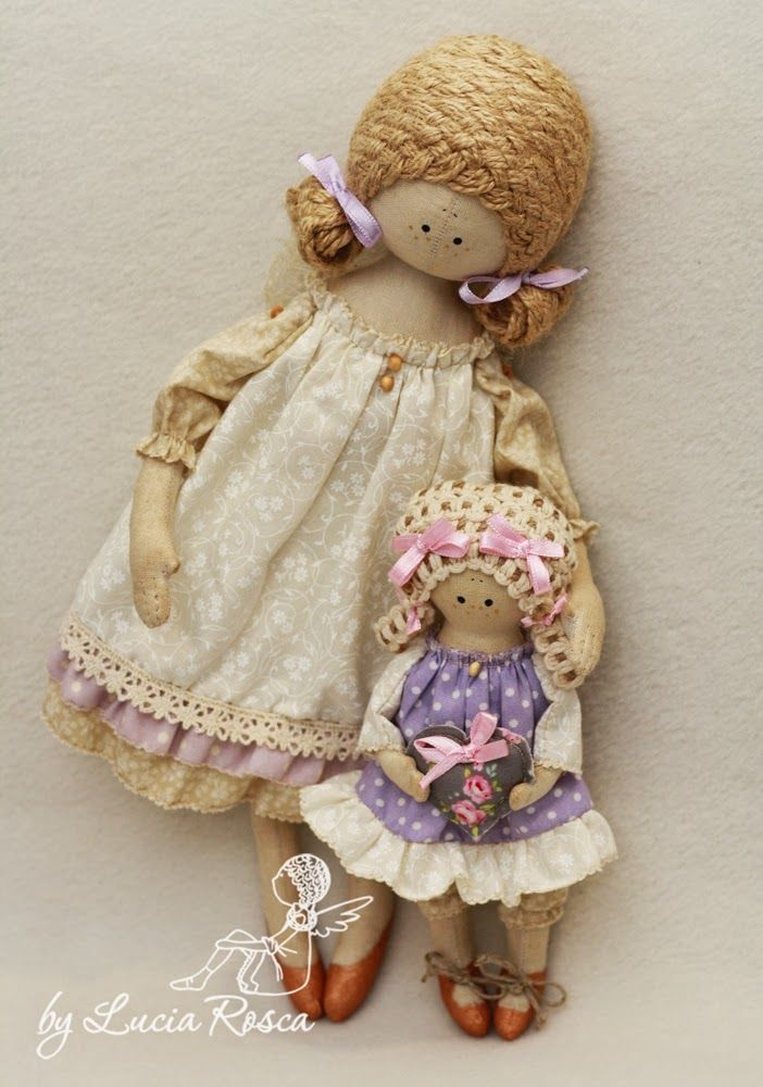 Lucias handmade: ангел | bonecas | Pinterest | Dolls, Sewing dolls ...