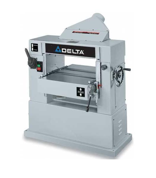 Delta Planer 22 540 Delta Industrial 22 450 20 Inch Planer
