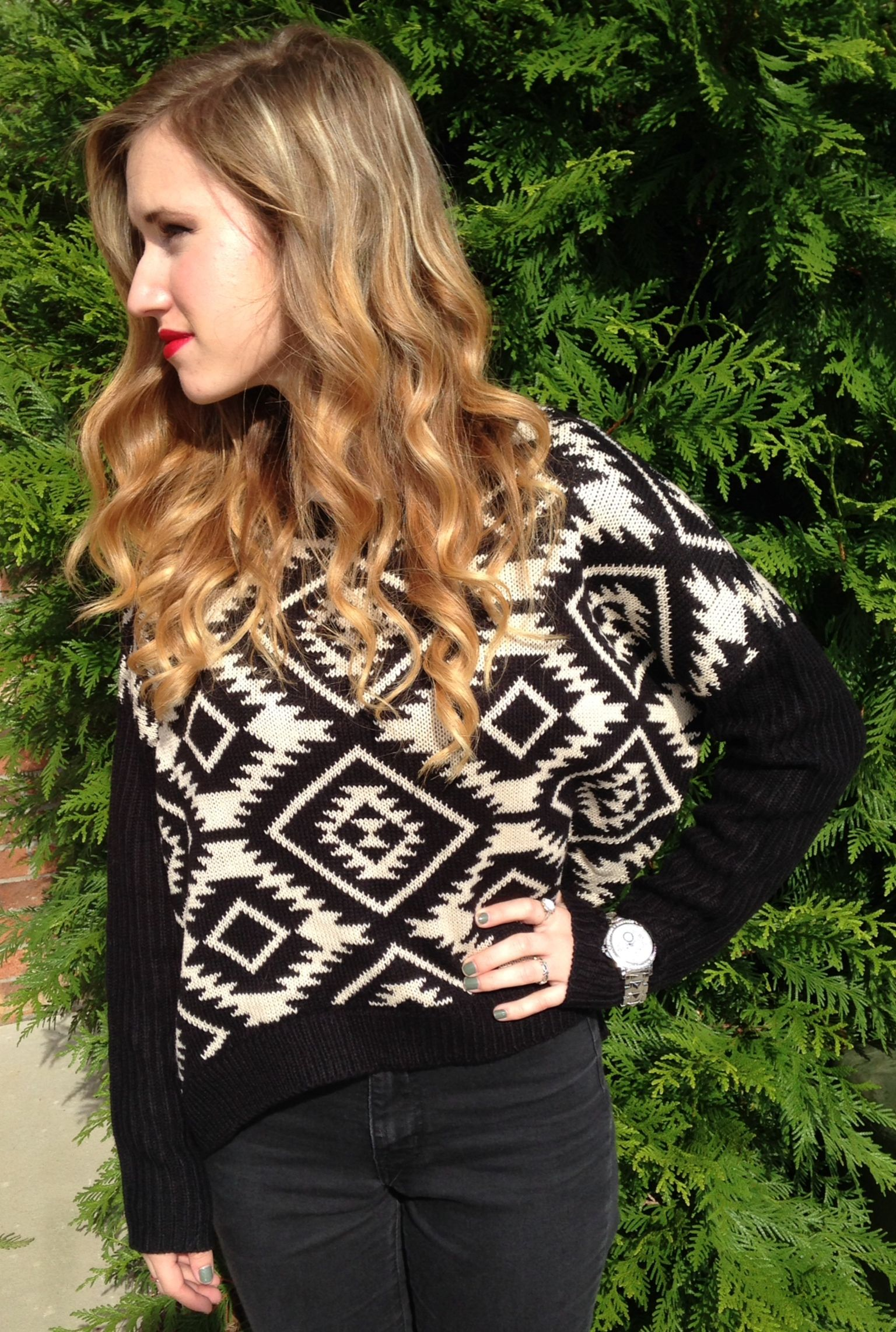 aztec tribal sweater #swoonboutique | SWOON Swag. | Pinterest ...