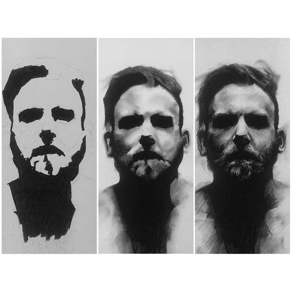 Featured Artist: Stefan Harris - Nitram Charcoal