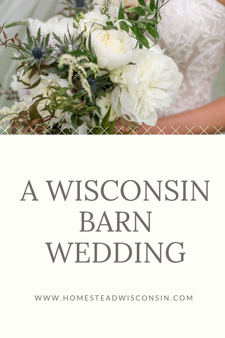 A Beautiful Barn Wedding In June Light Touches Of Lavender Made